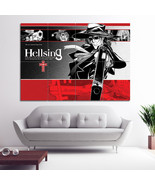 Wall Poster Art Giant Picture Print Hellsing 0121PB  - $22.99