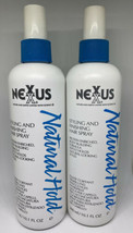 (2) Nexxus Natural Hold Styling And Finishing Hair Spray - Liquid - 10.1 oz - $69.99