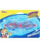 Disney Jr Mickey Mouse Swim Gear Splash - Goggles Swim - $9.89