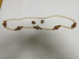 Costume Jewelry , Vintage , Pearl/Stone , Unique - $25.00