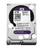 WD Purple 4TB Surveillance Hard Disk Drive - 5400 RPM Class SATA 6 Gb/s ... - $190.15