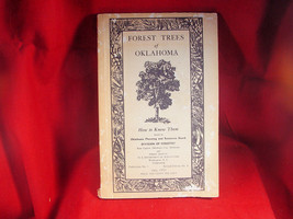 Forest Trees of Oklahoma How To Know Them George R. Phillips and Wilbur ... - $19.60