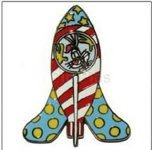 Roger Rabbit  Rocket Ship LE 500 Authentic DisneyShopping pin - $11.99