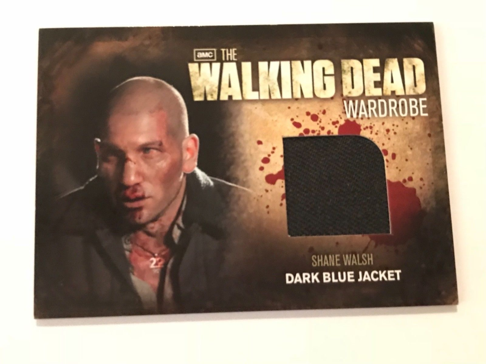 Primary image for Cryptozoic Walking Dead Season 2 Wardrobe Jon Bernthal as Shane Walsh M3