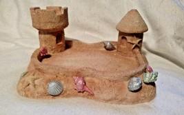 1996 Cherished Teddies Sandcastle DISPLAYER by Priscilia Hillman Lic Ene... - $29.68
