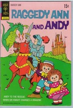 Raggedy Ann and Andy 3 Dec 1972 VF (8.0) - $14.00