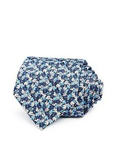 The Men's Store at Bloomingdale's Ditsy Floral Classic Tie - £29.26 GBP