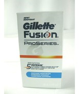 Gillette Fusion ProSeries Irritation 5 Defense Moisture Shaving/Irritation  - $29.99