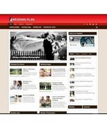 Established Clickbank Affiliate Blog Website- Wedding Planning Niche - $5.99