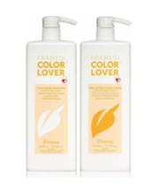 Framesi Color Lover Curl Define Shampoo and Conditioner Liter