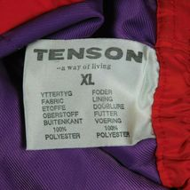 Tenson AirPush Red Ski Pants Sz XL W 34-38 L 33 Elastic Waist Draw String image 6