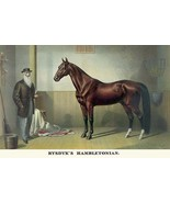 Rysdyk's Hambletonian by Currier & Ives - Art Print - $19.99+