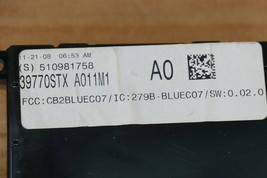 07 08 09 ACURA MDX Bluetooth Communication Control Module Link 39770-STX-A011M1 image 2