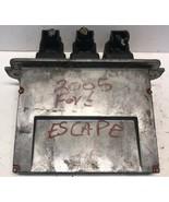 2005 2006 Ford Escape 2.3L A/T ECM PCM Engine Control Module | 5L8A-12A6... - $94.50