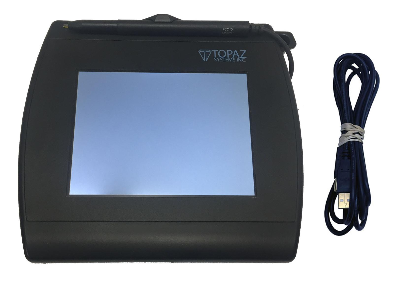 Topaz systems signature pad 1