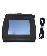 Topaz SigGemColor T-LBK57GC-BHSB-R Electronic Signature Pad Bin:7 - $71.99