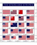 2000 33c The Stars & Stripes, Souvenir Sheet of 20 Scott 3403 Mint F/VF NH - $14.99