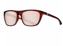 Costa Del Mar Cheeca Polarized Sunglasses CHA201 OSCGLP Rose / Silver Gl... - $178.19