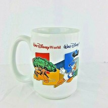 Walt Disney World Four Parks One World Mug Grandma White Large 16 Ounce - $15.84