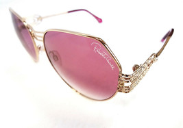 Roberto Cavalli Women's Sunglasses RC1064S 28Z 58-16-135 Gold Metal ITAL... - $199.95