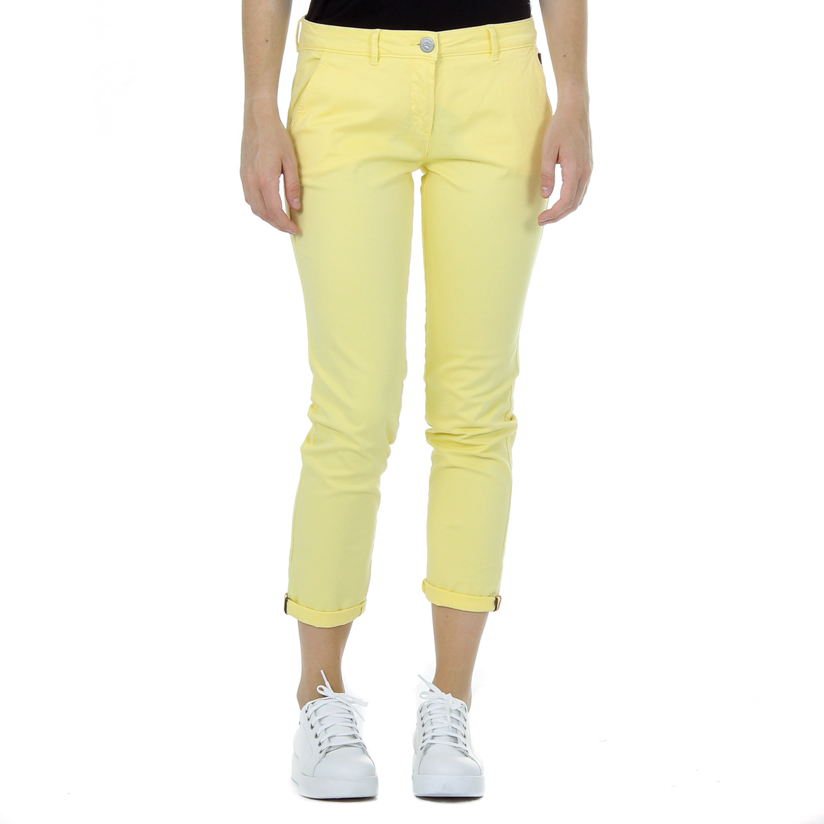 Primary image for Andrew Charles Womens Pants Yellow PENDA