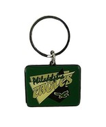 NFL Philadelphia Eagles Retro Throwback Logo Metal Key Chain - $11.85