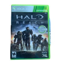 Halo: Reach (Xbox 360, 2010) Complete! Tested! - $8.70