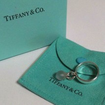 TIFFANY Ball dangle ring old model rare - $287.09