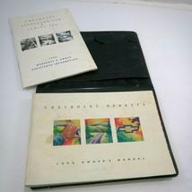 1993 Chevrolet Beretta Owners Manual / Original w/cover - $12.86