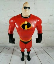 """Disney Store Mr. Incredible Talking 12"""" Action Figure Incredibles 2 Arms Move - $16.78"""