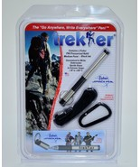 SILVER FISHER TREKKER SPACE PEN SC725 - NEW IN PACKAGE WITH FREE SHIPPING - $32.00