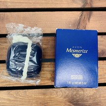 AVON MESMERIZE Soap on a rope 5 oz  New In Box Retired - $10.79
