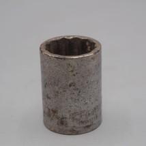 Vintage Craftsman 33/40.6cm Socket 12 Point 1.3cm Guida 47511 - $16.82