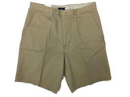 DOCKERS NWT Cotton Twill Loose Fit Flat Front Short - SIZE 34 - $14.36