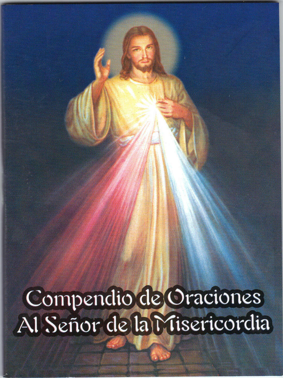 Primary image for Compendio de Oraciones al Senor de la Misericordia