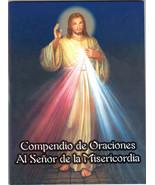 Compendio de Oraciones al Senor de la Misericordia - $3.99
