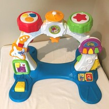 Playskool RockTivity Sit Crawl N Stand Band Playset with Lights Music So... - $59.99