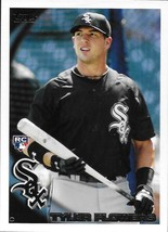 2010 Topps #312 Tyler Flowers NM-MT RC Rookie White Sox - $0.75