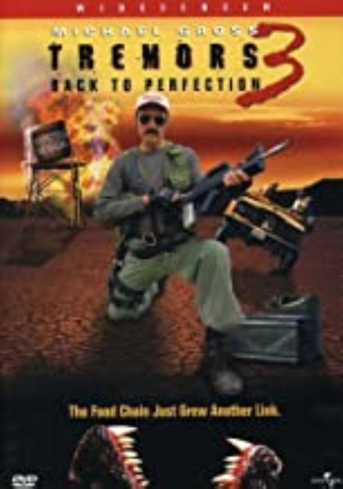 Tremors 3: Back to Perfection Dvd