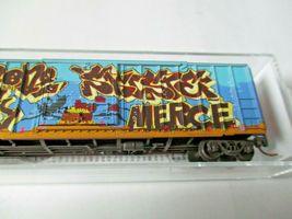 Micro-Trains # 02544146 Hartford & Slocumb Weathered 50' Rib-Side Boxcar N-Scale image 3