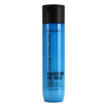 Matrix Total Results Moisture Me Rich Shampoo 10.1oz  - $16.33