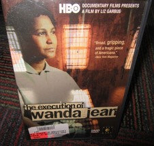 THE EXECUTION OF WANDA JEAN DVD MOVIE, HBO DOCUMENTARY FILM BY LIZ GARBU... - $21.99