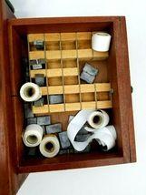 Vintage Franklin Embosser Hot Foil Stamp Imprinting Embossing Machine Parts Only image 5