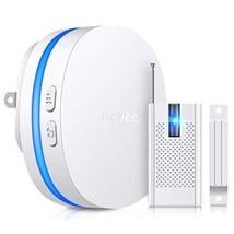 Wireless Door Open Chime, Govee Door Sensor Chime with LED Indicators400... - $21.22