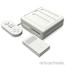 Retrofreak white Retro cybergadget game console japan famicom gameboy fr... - $275.74