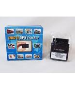 SpySpot GPS OBD II Vehicle Tracker Plug & Track Tracking Device w Sim Ca... - $27.71
