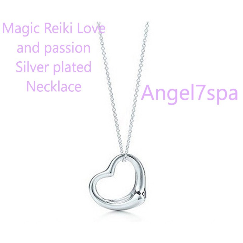 Magic Reiki Love and Passion extreme Necklace  spellbound