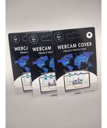 Sliding Webcam Camera Covers 3 Pack - $20.00
