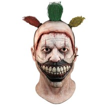 Morris Costumes MARLFOX100 Twisty The Clown Complete Mask - $62.24