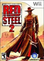 Red Steel 2 (Nintendo Wii, 2010) - $9.45
